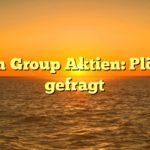 Bitcoin Group Aktien: Plötzlich gefragt